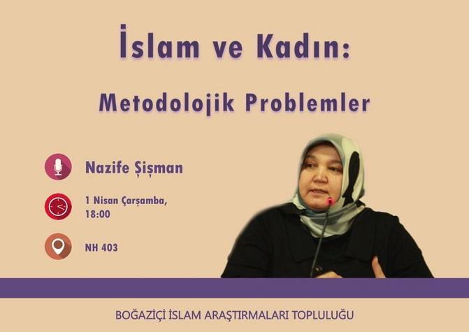 İslam ve Kadın Metodolojik Problemler 01.04.2015