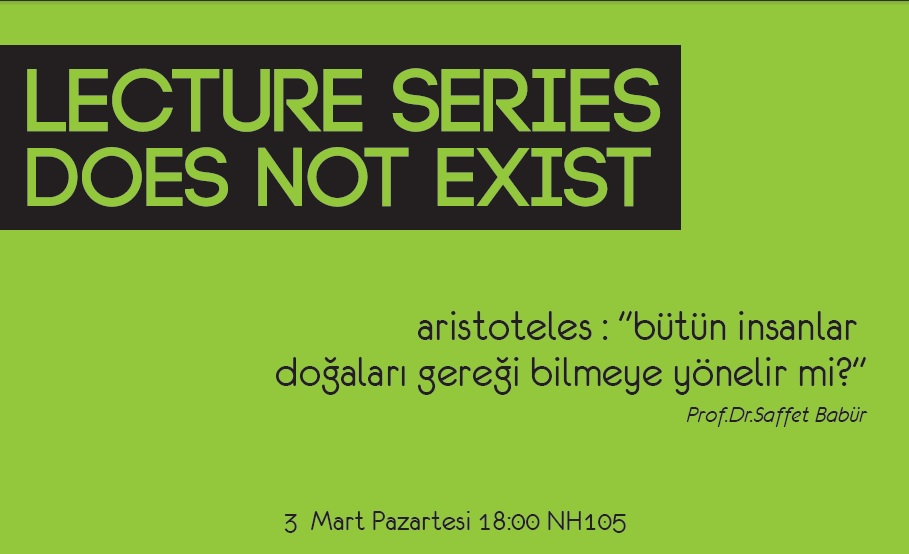 Lecture Series #2