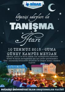 2015.07.10 boğaziçi adaylarıyla tanışma iftarı
