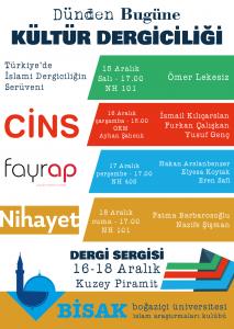 2015.12.16 Dünden Bugüne Kültür Dergiciliği (toplu afiş )