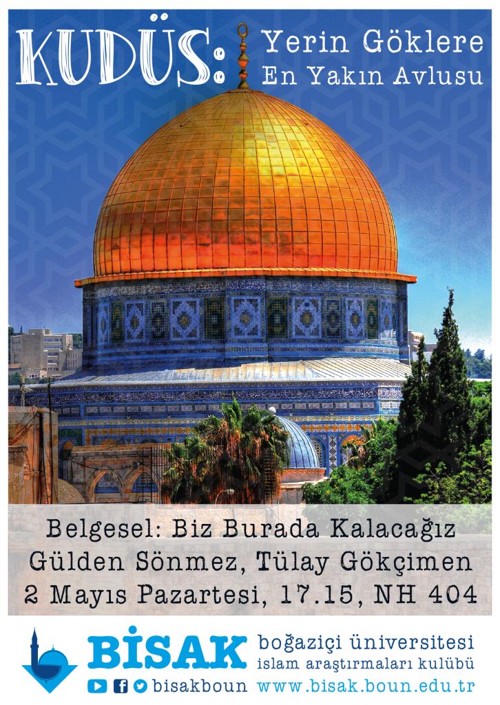 2016.05.02 Kudüs Yerin Göklere En Yakın Avlusu - Gülden Sönmez, Tülay Gökçimen